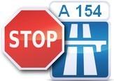 Non - STOP A 154