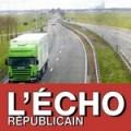 Image A154 désertée par les camions