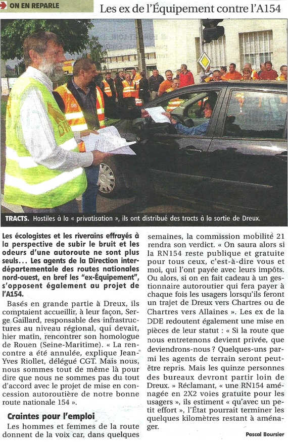 Article contre A154