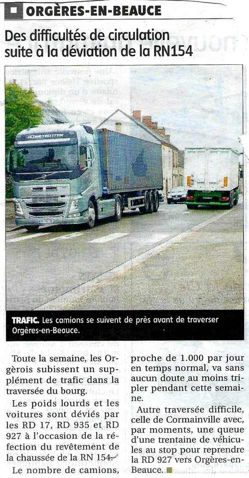 Article Orgère-en-Beauce