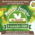 Marché fermier Saint-Pest Le Gorget
