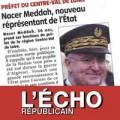 Nacer Meddah, Préfet de la Région Centre-Val de Loire