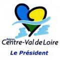 LOGO - Président Region Centre-Val de Loire