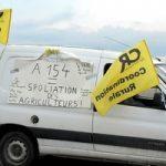 Mobilisation unitaire contre le projet autoroutier sur les RN 154 et RN 12