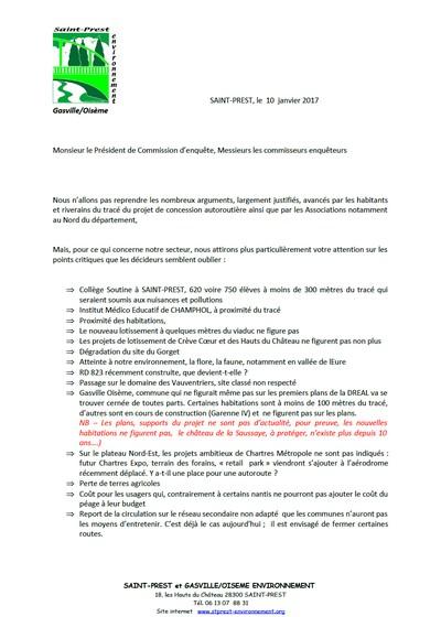 EUP Contribution St Prest et Gasville Oisème Environnement