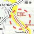 Vignete Déviation Prunay-le-Gillon Allonnes