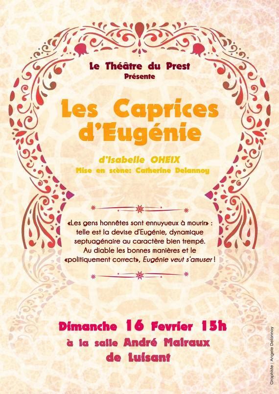Affiche Caprines d'Eugenie