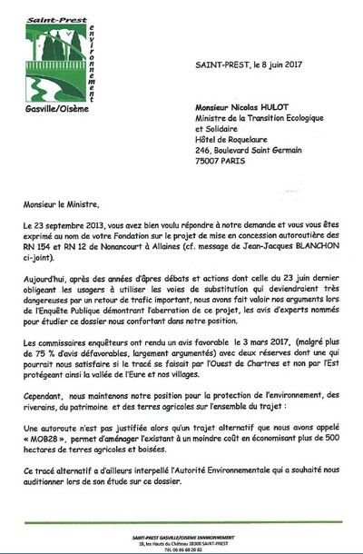 Consulter notre courrier...